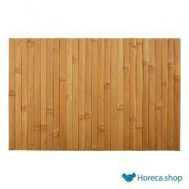 """Placemat """"bambus"""", 45×33 cm,, kleur natuur"""