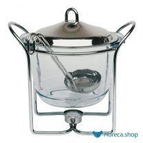 """Rechaud """"hot pot"""", Ø23xh26 cm"""
