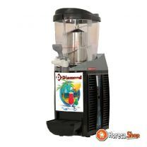 Granita slush machine/distributor, 5,5 liter