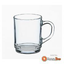 Theeglas 25 4020a stap